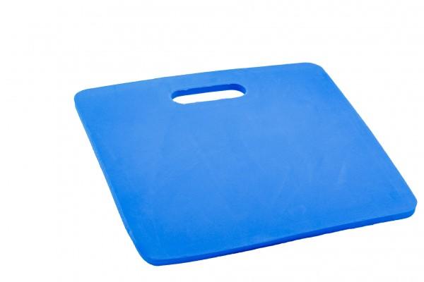 Sitz- und Knieunterlagen für Außen/Outdoor, blau