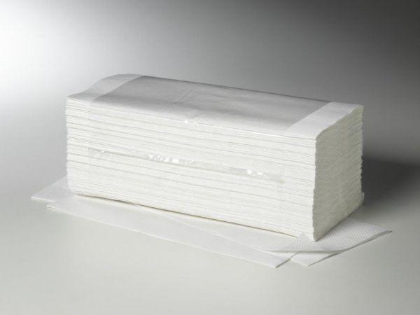 Papierhandtuchpapier C-Falz, weiß