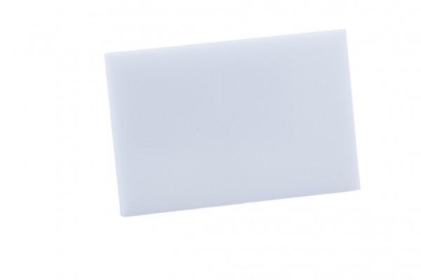 Melaminharzschaum - DIM BTS, weiß